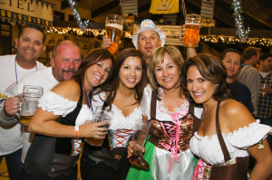Oktoberfest in Big Bear