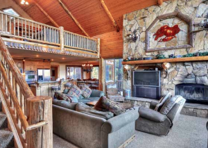 Cabin 6 Talmadge Lodge
